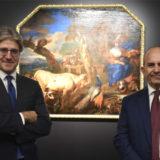 Mecenatismo: La Maga Circe del Grechetto della Galleria Nazionale di Palazzo Spinola di Genova in esposizione in Borsa Italiana