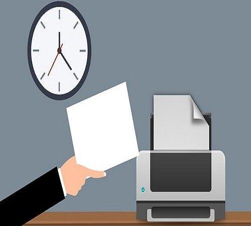 La stampa inkjet per un ufficio più sostenibile