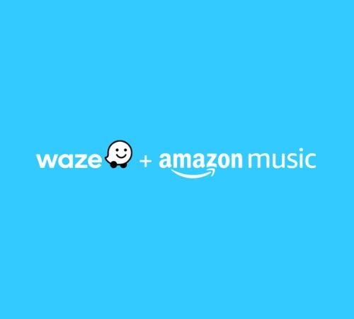 Waze annuncia l'integrazione di Amazon Music