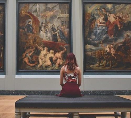L'arte parla digitale!