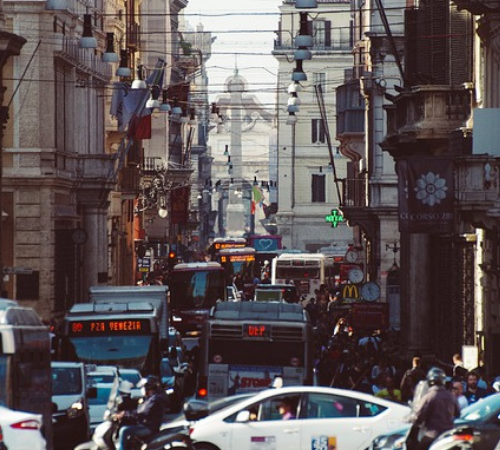 Giovanni Scognamiglio (SeA): i pericoli delle vie di Roma
