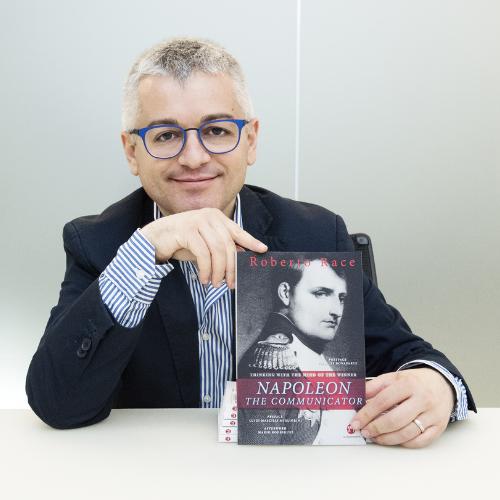 """Parla Roberto Race, autore di """"Napoleone il comunicatore"""""""