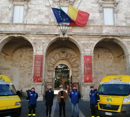 Ascoli Piceno sigla accordo con Sicurezza e Ambiente