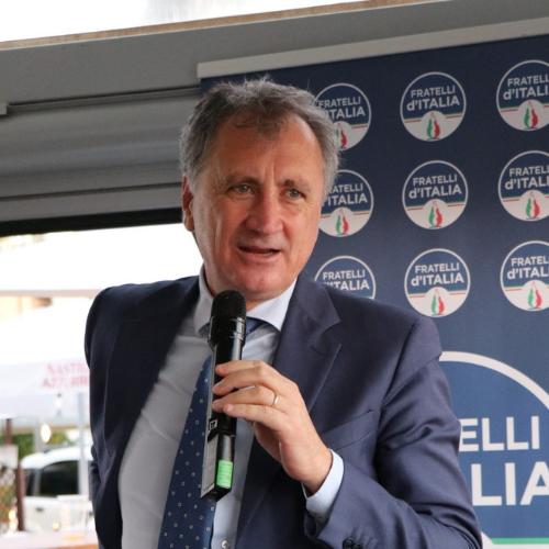 """Calandrini (Fdi): """"Prorogare sospensione mutui"""""""