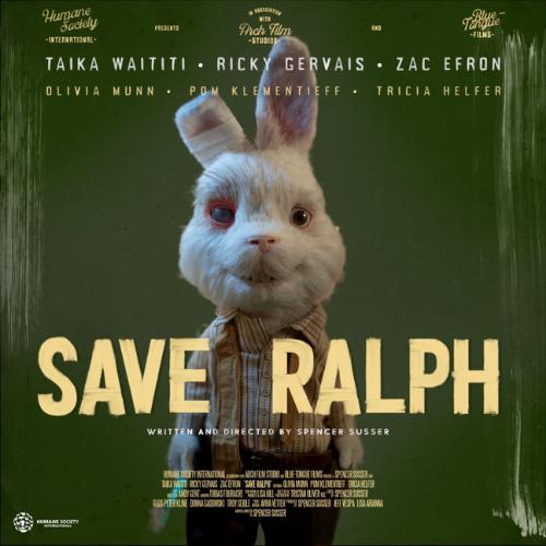"""""""Save Ralph"""": il cartone che difende gli animali"""