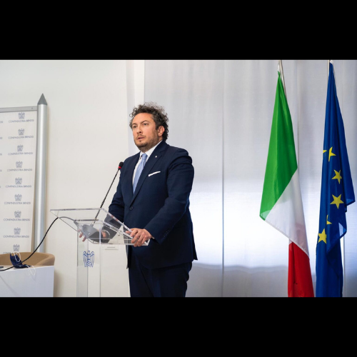 Confindustria Brindisi: Gabriele Menotti Lippolis nuovo presidente fino al 2025. Lippolis sarà anche responsabile energia di Confindustria Puglia