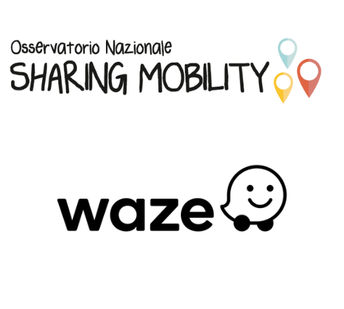 Osservatorio Nazionale Sharing Mobility: nuova partnership con Waze
