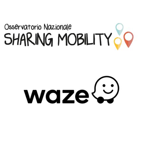 Osservatorio Nazionale Sharing Mobility: nuova partnership con Waze