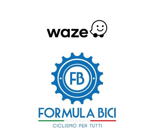 Formula Bici: Waze si conferma Mobility Partner dell'edizione 2021